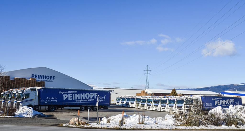 Peinhopf GesmbH - Transport und Logistik